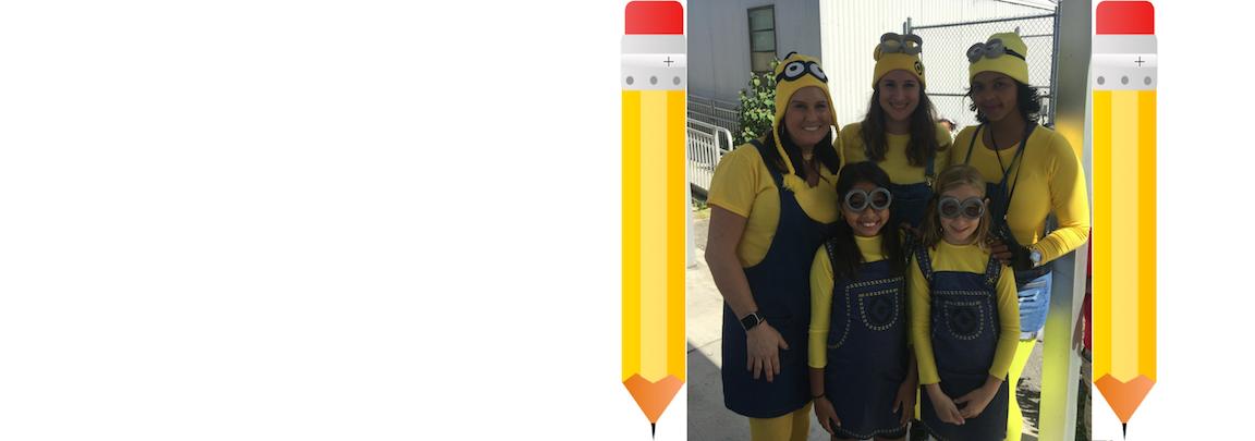 Pencil Minion Pencil 1